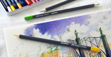 Colour Pencil Goldfaber