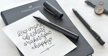 Grip Fountain Pens dan FineWriter