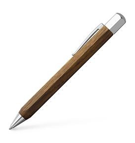 Twist ballpoint pen Ondoro smoked oak