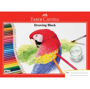 Faber-Castell Drawing Book A4