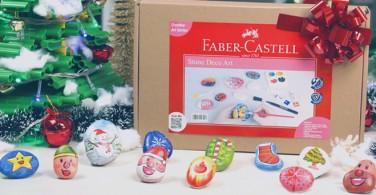 Temukan Semangat Natal dan Tahun Baru  Melalui Creative Art Series