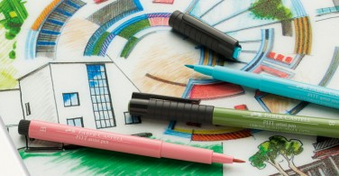 Ink & WIn: Inktober Faber-Castell