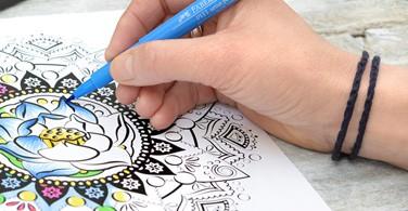 Art Therapy: Webinar Seni untuk Menenangkan Diri