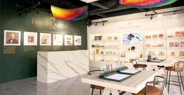 Berkonsep Art Centre  Faber-Castell Resmikan Kantor Cabang di Surabaya