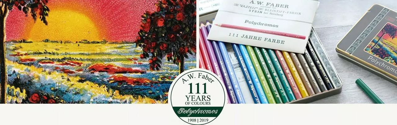 Polychromos - 111 Years of colours