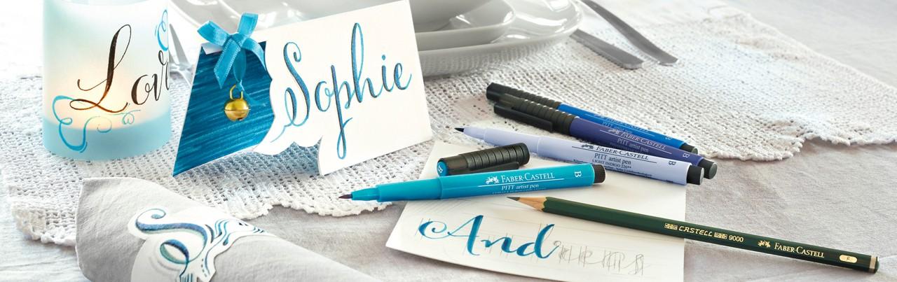 Membuat Tulisan Tangan Lebih Bergaya