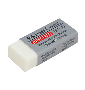 Eraser Big White