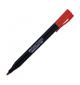 Creative Marker Red Ink