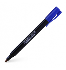 Creative Marker Blue Ink