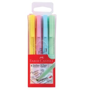 Textliner 36 Pastel set 4