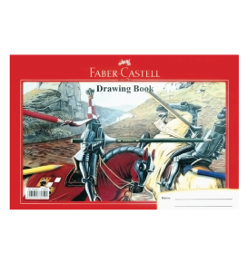 Faber-Castell Drawing Book A3