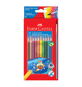 Watercolour Pencil Grip 12 L