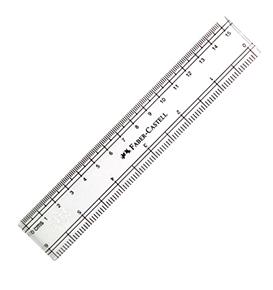 "Scale 6""/15 cm"
