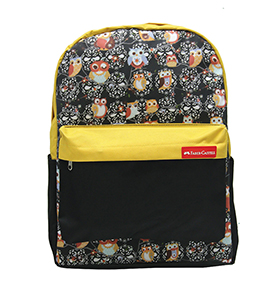 Backpack Owl Black