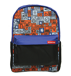 Backpack Motif Jam