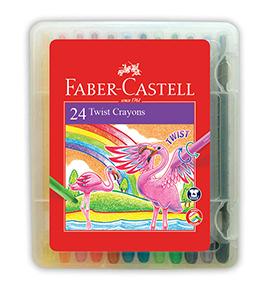 Twist Crayons Set 24