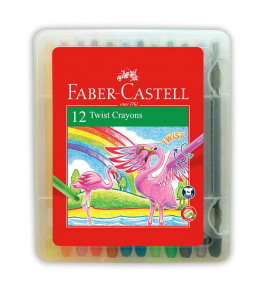 Twist Crayons Set 12