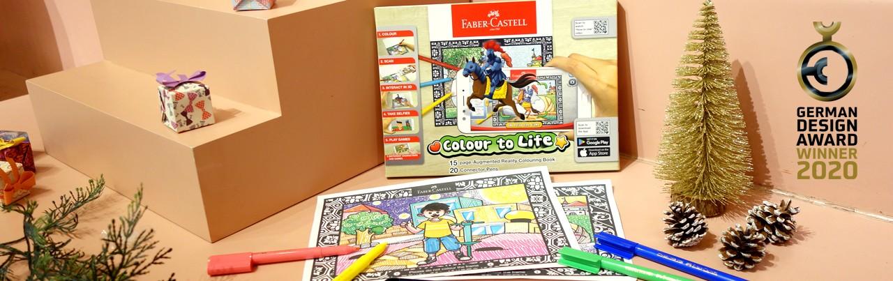 Hidupkan Imajinasi dengan Colour To Life