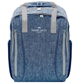 Boogey Backpack Black Blue