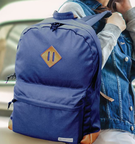 Delta Backpack - Blue