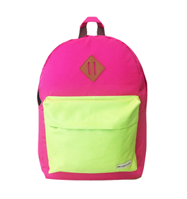 Backpack Delta Pink Lime
