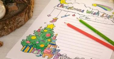 Cara membuat Wish List Natal