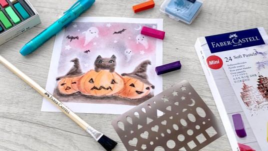 Tips kreasi Soft Pastel Art bikin rileks