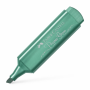Highlighter Textliner 46 Metallic precious green
