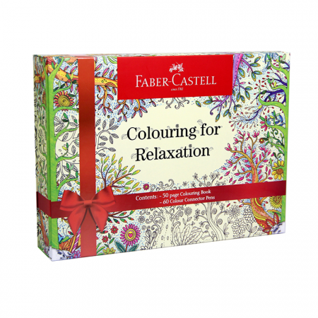 Colouring for Relaxation Gift Box