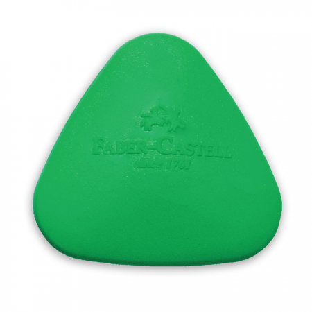 Grip Eraser Triangle in Polybag