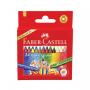 Wax Crayons Regular 24 pcs