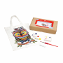 Colour Your Own Tote Bag