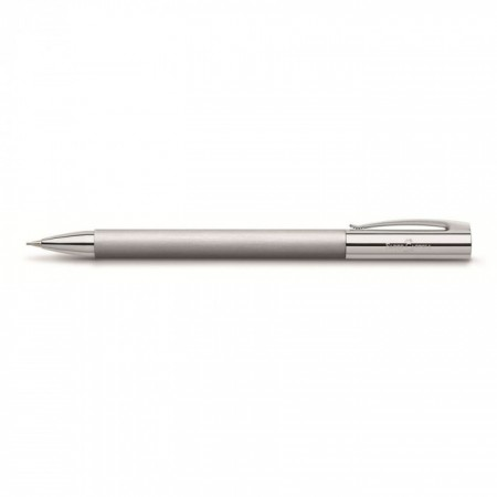 Propelling pencil AMBITION stainless steel