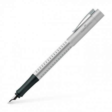 Fountain pen Grip 2011 M silver