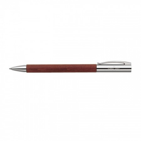 Ballpoint pen AMBITION pearwood brown