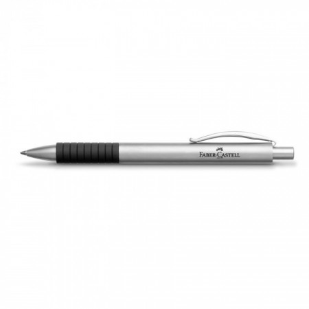 Ballpoint pen BASIC metal matt